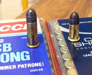 Hunting Under The Radar Try The 22 Cb Cap Round