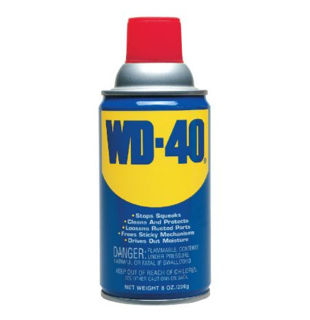 Wd 40 the ultimate survival spray for Wd40 fish oil