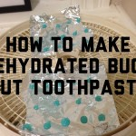 How to Make Dehydrated Bug-Out Toothpaste