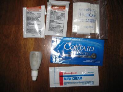 first aid creams